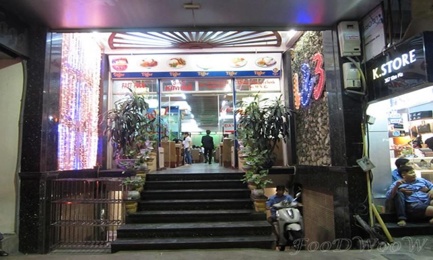 Nhà hàng CƠM 123