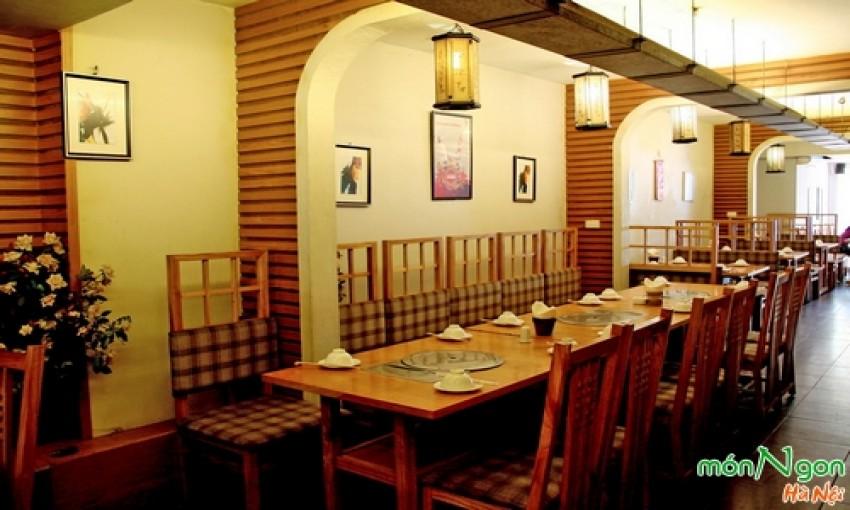Nhà hàng Lẩu Nướng Vạn Thuận