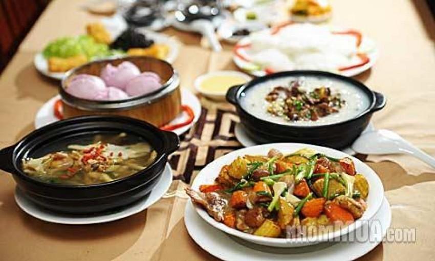 Nhà hàng Kim Bạch Vạn