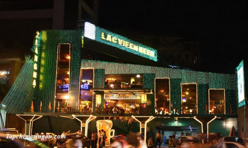 Nhà hàng Lạc Viên Quán - Bia Tiệp