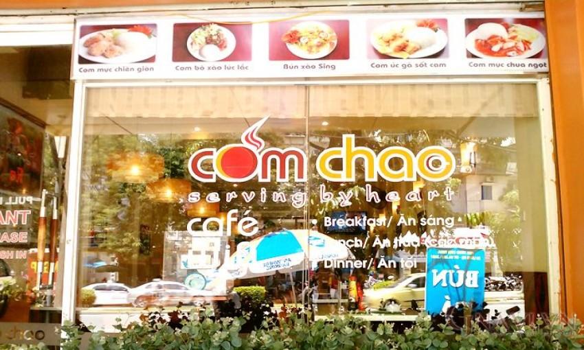 Nhà hàng Cơm Chao