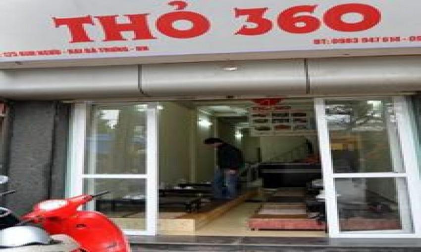 Nhà hàng Thỏ 360