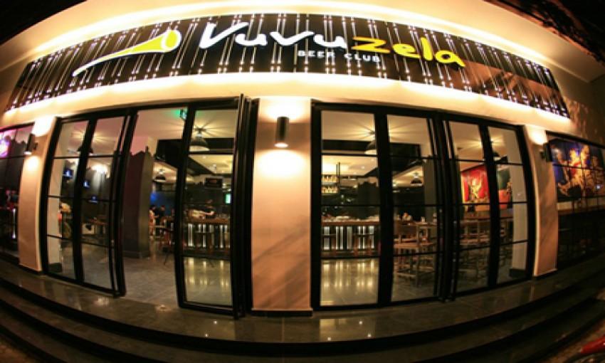 Nhà hàng Vuvuzela - Beer Club