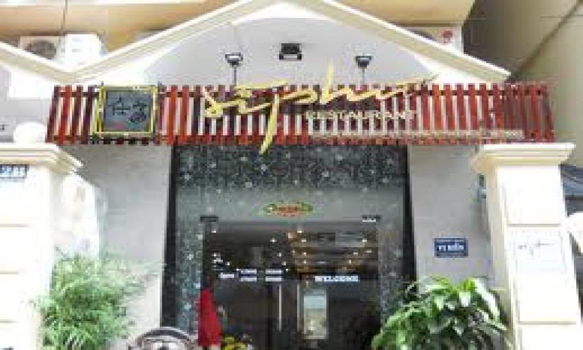 Nhà hàng Nhật Bản Sỹ Phú