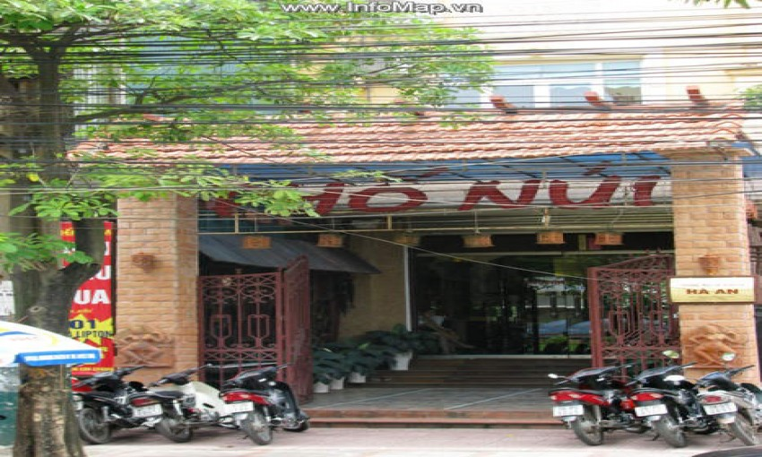 Nhà hàng Phố Núi