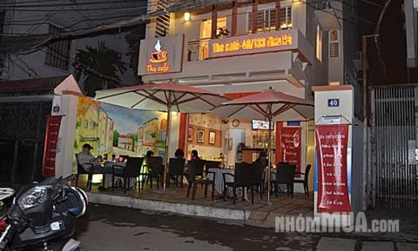 The Cafe - Thế giới ếch ộp