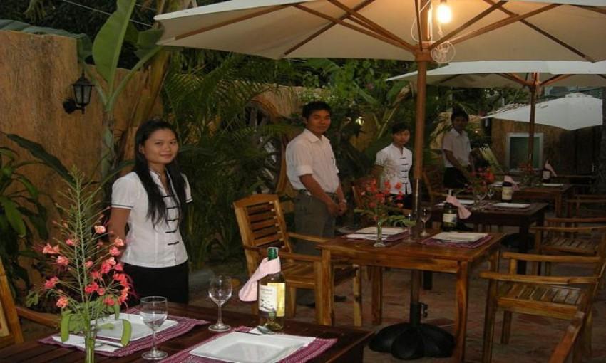 Nhà hàng Quê