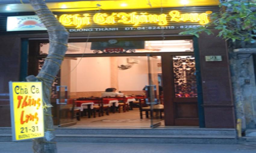 Nhà hàng Chả Cá Thăng Long