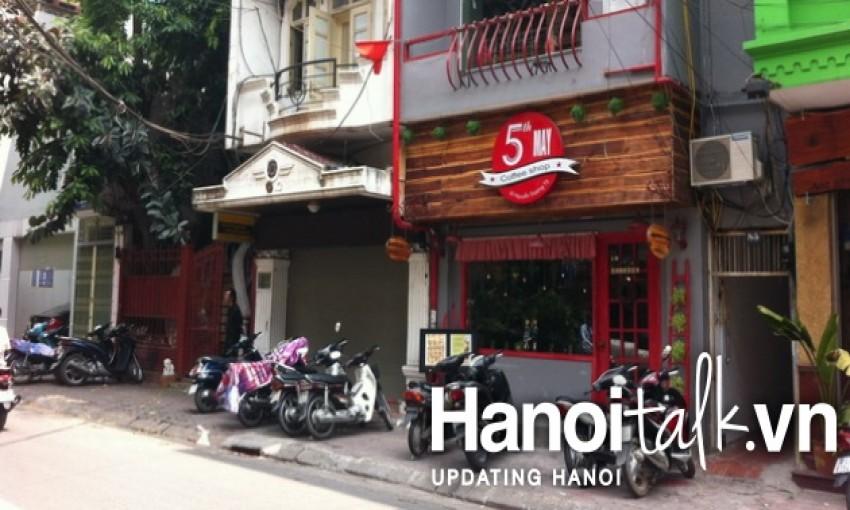 5th May Coffee Shop