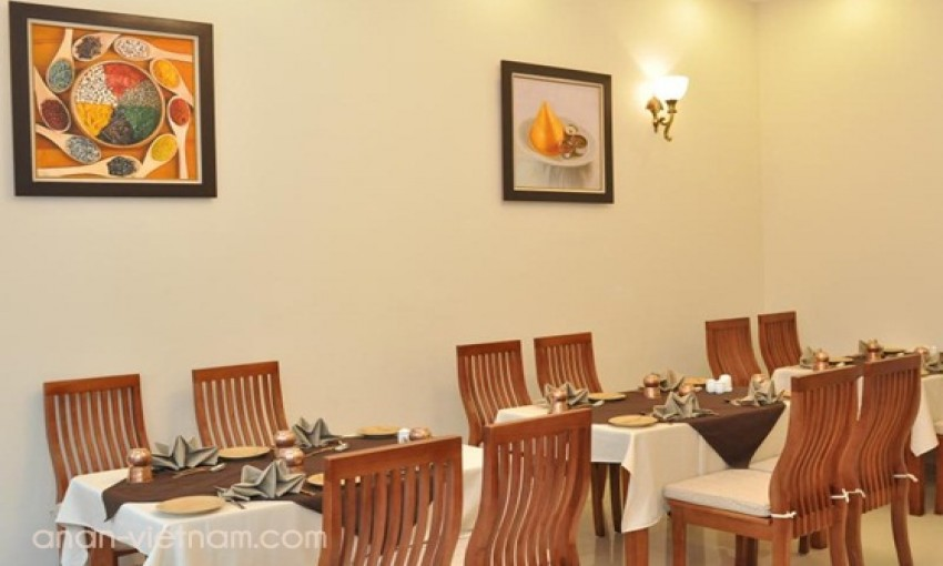 Nhà hàng Namaste Hanoi