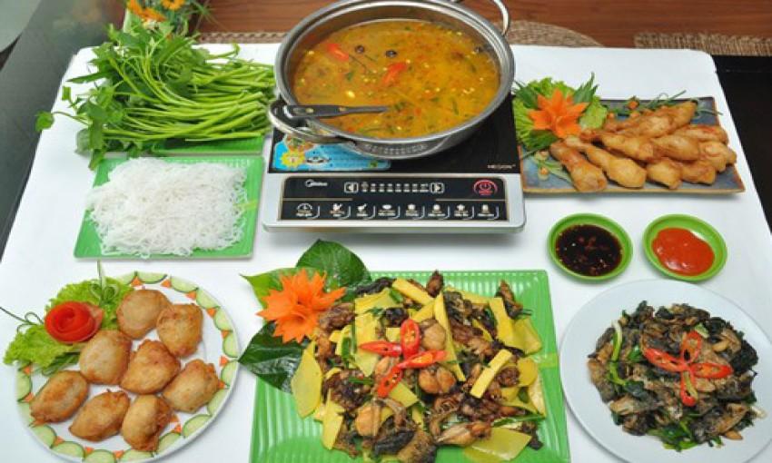 Nhà hàng Phố Huế