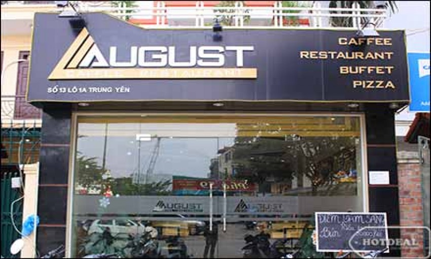 Nhà hàng August