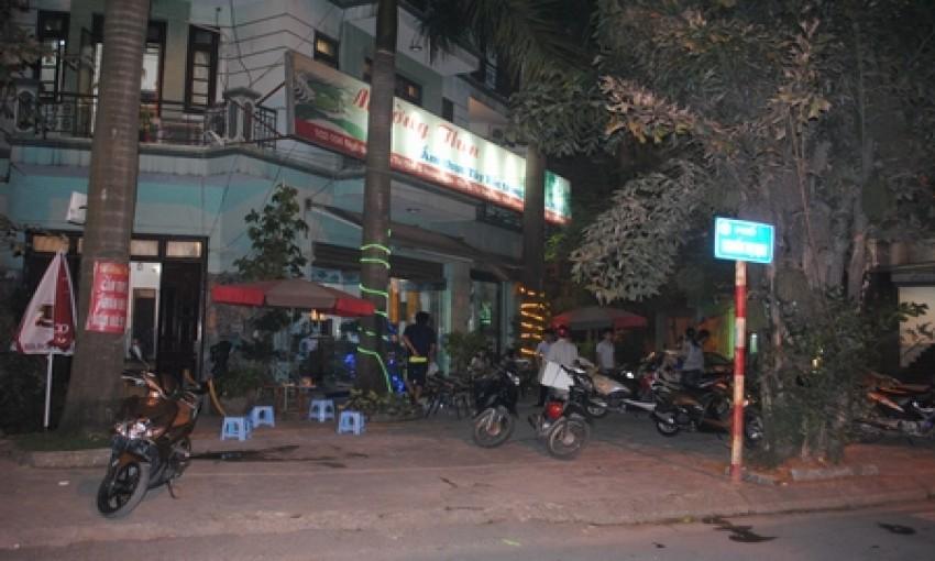 Nhà hàng Mường Then