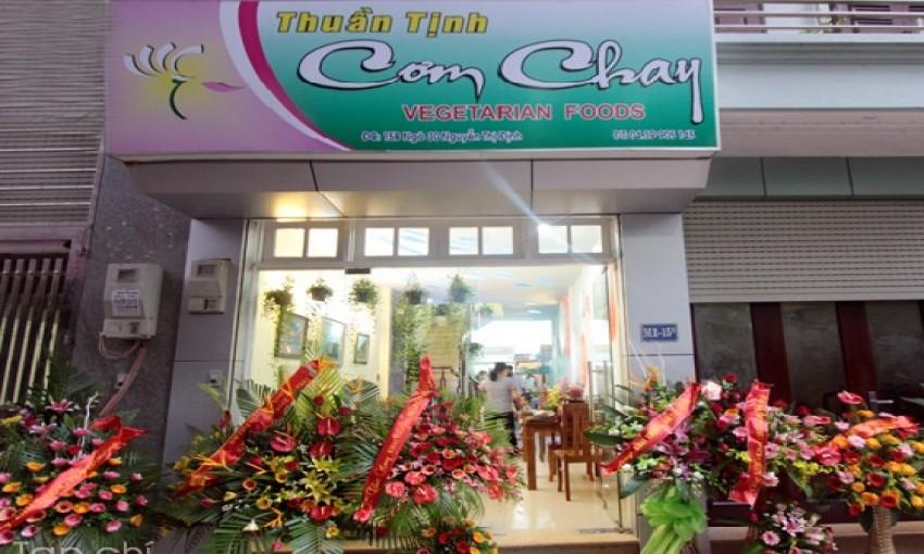Nhà hàng cơm chay Thuần Tịnh