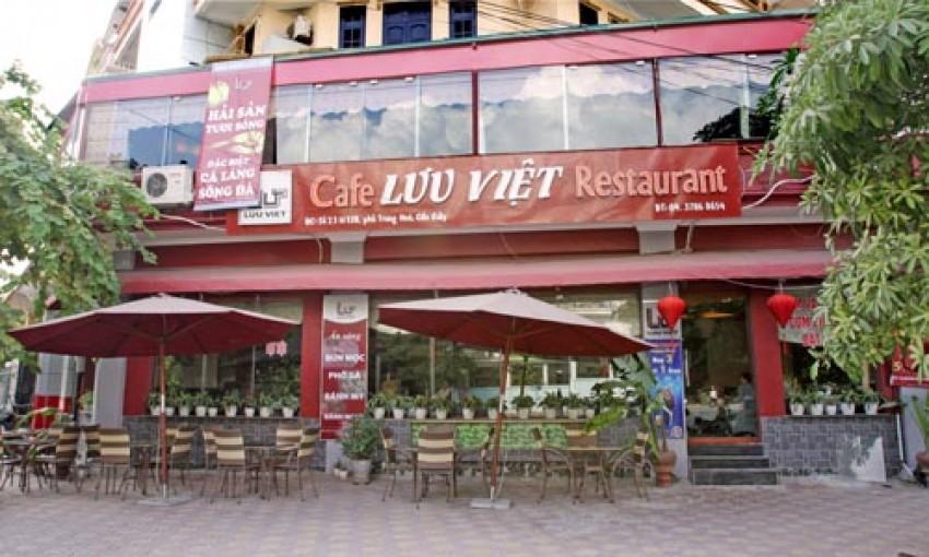 Nhà hàng Lưu Việt
