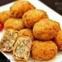 Chả viên thịt bò khoai tây