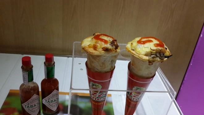 Đến Pizza Cones thưởng thức pizza 29. 000 đồng 5