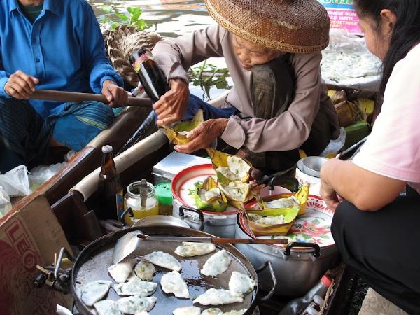 Bánh bao đu đủ, Thái Lan