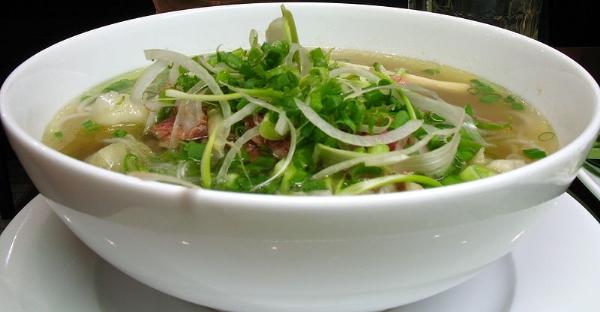 Phở Việt ở Mỹ