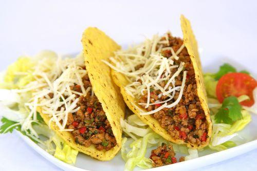 Tacos - sandwich lâu đời của người Mexico