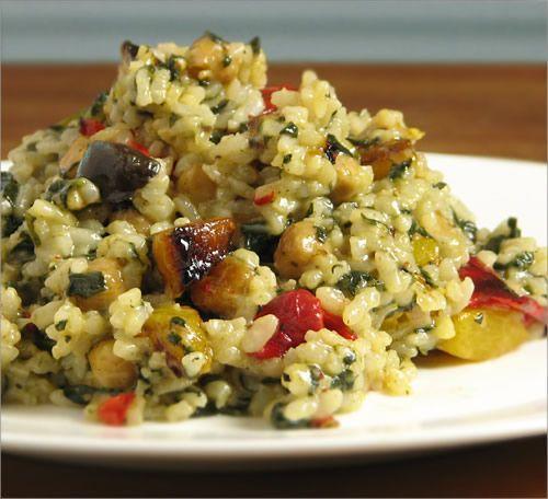 Risotto, cơm ngon từ đất Ý