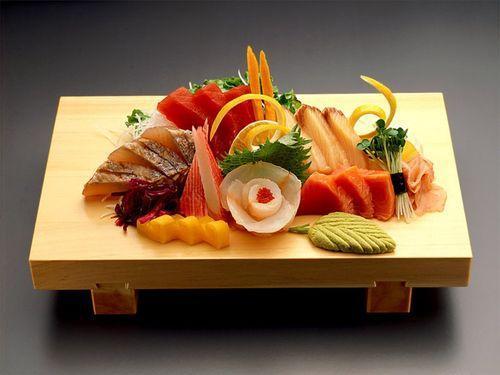 Sashimi – Món ăn độc đáo từ đất nước mặt trời mọc