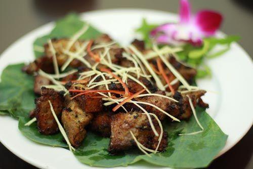 Đặc sản thú rừng trong ẩm thực Hà thành