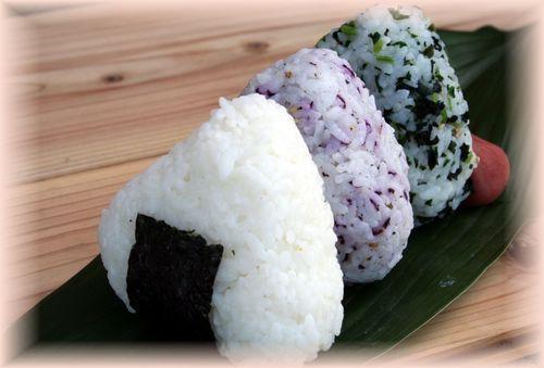 Onigiri – Cơm nắm kiểu Nhật