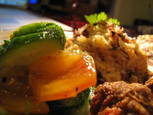 Cơm pulao - Vị chay đặc trưng ẩm thực Ấn