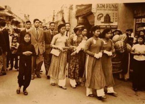 Cỗ cưới Hà Nội xưa