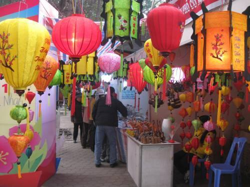 Nhộn nhịp Lễ hội Xuân Hà Nội 2011