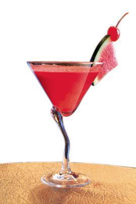 Hướng dẫn cách pha chế Watermelon cooler cocktail