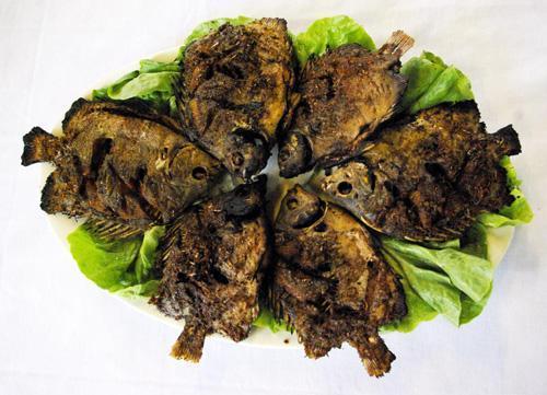 Cá Hói Nướng - Nhà Hàng Lẩu Hồng Kông