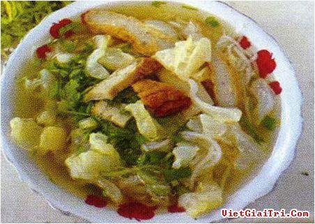 5 món ăn nên thử qua khi đến Nha Trang