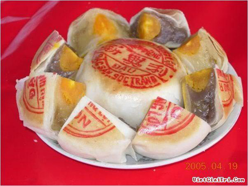 Bánh pía, mè láo: Đặc sản Sóc Trăng