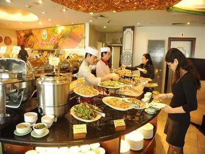 Nhà hàng Ngọc Mai Vàng.