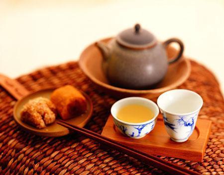 Tiệc trà chiều ở Bồ Đề Tâm
