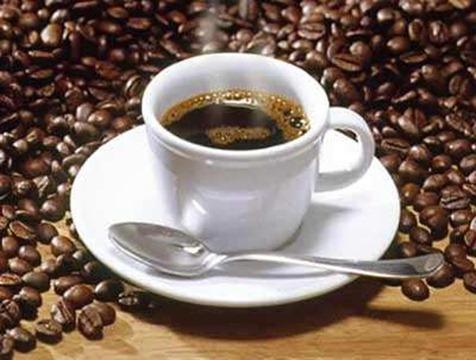 Ly cafe đen với bao hương vị người trồng