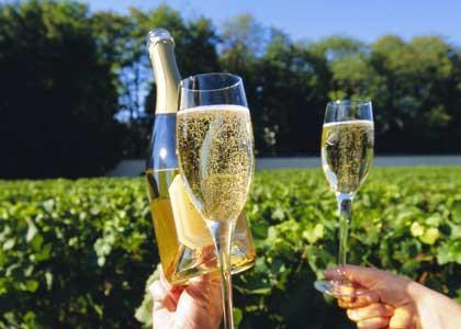 rượu Champagne