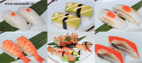 Nhà hàng Sura sushi