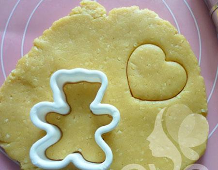 Món ngon ngày tết: Bánh quy bơ trứng