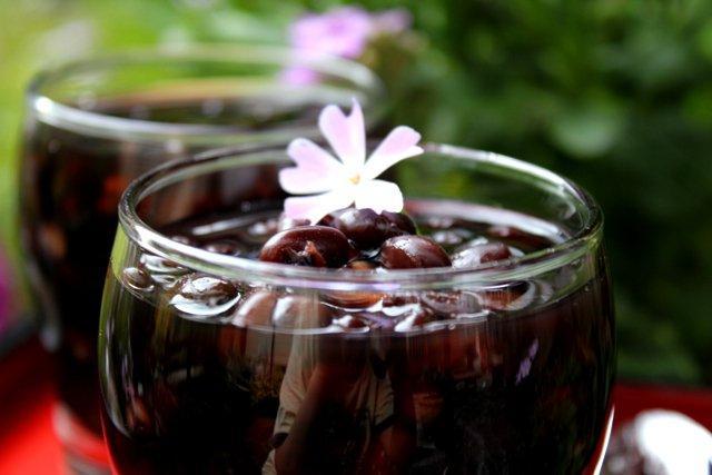 Đồ uống ngày hè: Chè đỗ đen