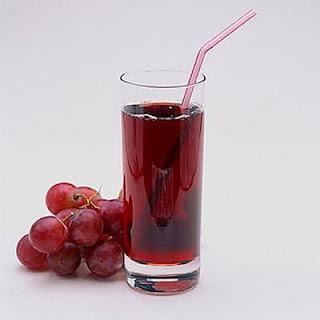 Đồ uống cho người tim mạch: Sinh tố nho