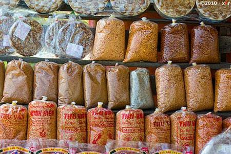 Món ngon Tây Ninh: muối tôm