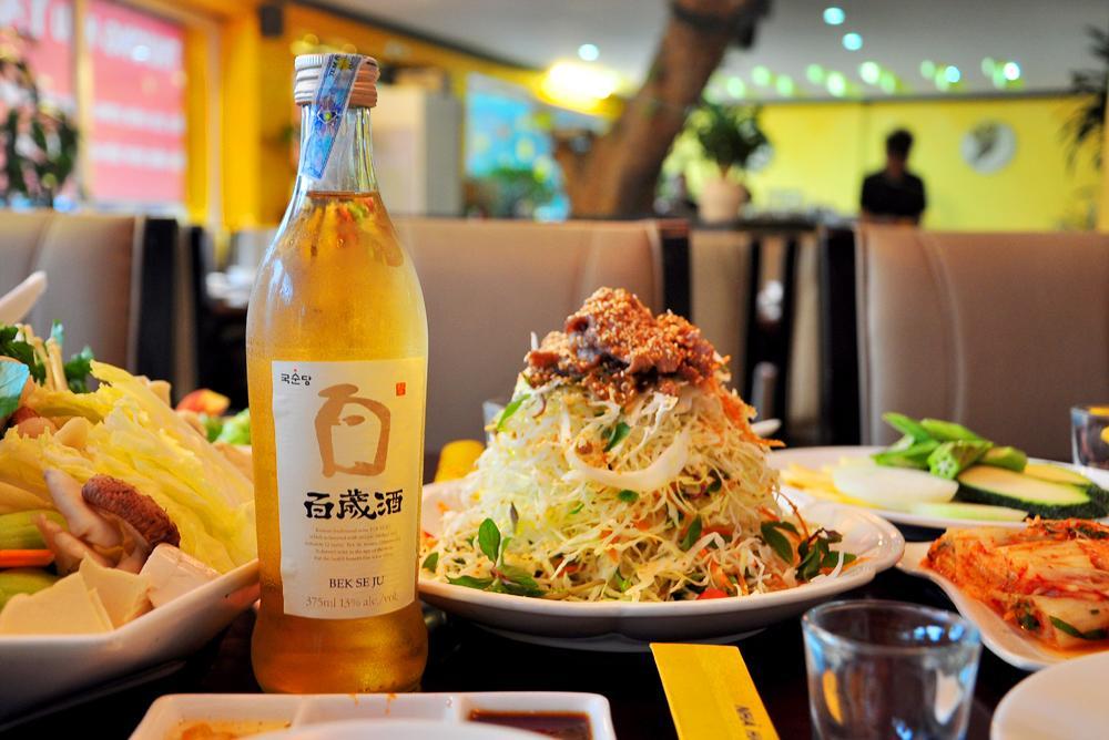 Lẩu nướng Yang - độc đáo ẩm thực Hàn Quốc