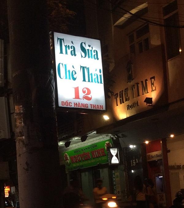 Đi thưởng thức tào phớ và trà sữa Thái phố Hàng Than 2