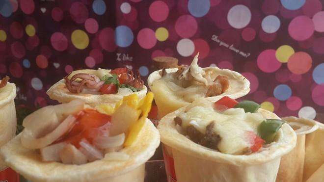 Đến Pizza Cones thưởng thức pizza 29. 000 đồng 3