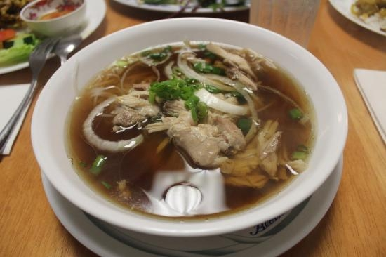 Phở Việt ở Anh