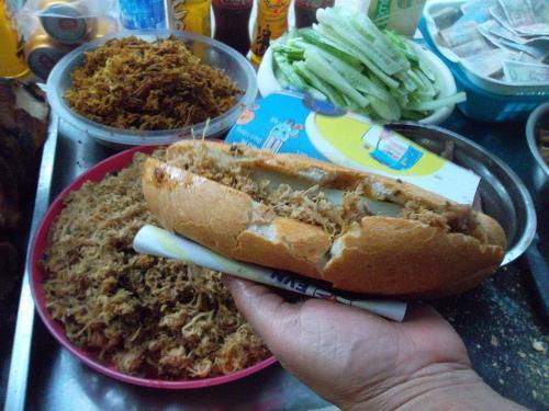 Bánh mỳ Nam Hà