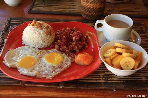 Thịt lợn chua ngọt, Philipines